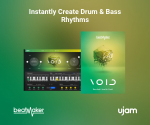 Instantly Creating Drum & Bass Rhythms