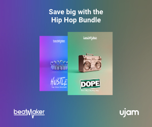 Save big with the Hip Hop Bundle