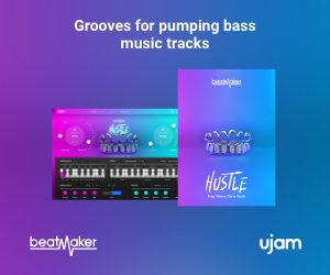 Grooves for pumping bass music tracks