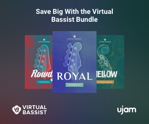 Save Big with the Virtual Bassist Bundle